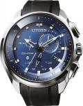 Citizen Bluetooth Smartwatch, Eco-Drive, Sapphire, BZ1020-14L