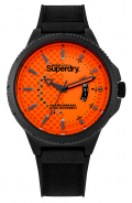 Superdry Marksman Black SYG245OB
