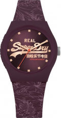 SUPERDRY Urban Leaf Purple SYL248V