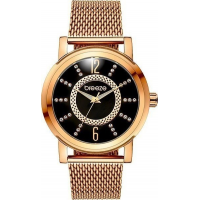 BREEZE 210631.7 Casablanca Crystals Rose Gold