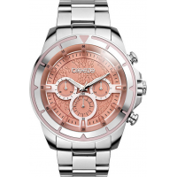BREEZE WildCard Stainless Steel Chronograph 610461.5