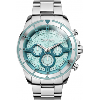 BREEZE WildCard Stainless Steel Chronograph 610461.3