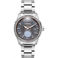 BREEZE Camellia Crystals Stainless Steel Bracelet 610831.2