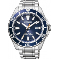 CITIZEN Eco-Drive Promaster Diver's Stainless Steel Bracelet BN0191-80L