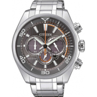 Citizen CA4330-81H Eco-Drive Stainless Steel Chronograph