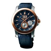 SEIKO SNP126P1 Premier Kinetic Perpetual Calendar Novak Djokovic Special Edition