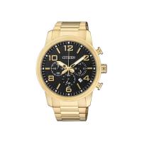 Citizen AN8052-55E Gold Chronograph