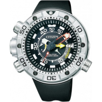 Citizen Eco-Drive Promaster Aqualand ISO 200m Japan Divers Watch BN2021-03E