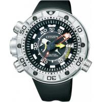 Citizen Eco-Drive Promaster Aqualand ISO 200m Japan Divers Watch BN2021-03E