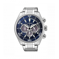 Citizen CA4330-81L Eco-Drive Stainless Steel Chronograph