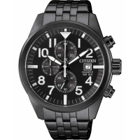 Citizen AN3625-58E Black Chronograph