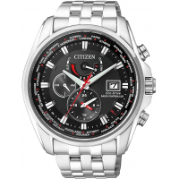 Citizen AT9030-55E Eco-Drive World Time Radio Controlled Chronograph