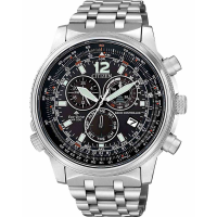 Citizen CB5860-86E Promaster Eco-Drive World Time Radio Controlled Chronograph