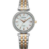 Citizen ER0216-59D Elegance Ladies Gold/Silver