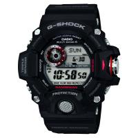 CASIO G-Shock Rangeman Black Rubber Strap GW-9400-1ER