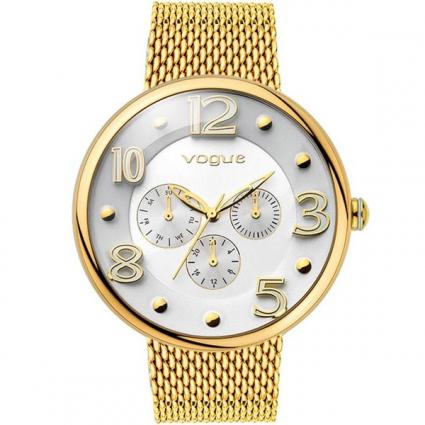 Vogue Ladies Dome Multifunction Gold 17024.4m