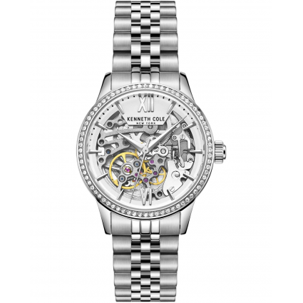KENNETH COLE KC51122001 Ladies Crystals Automatic